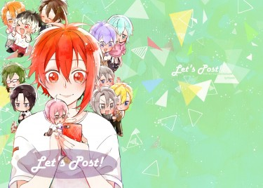 IDOLiSH7《Let's Post!》