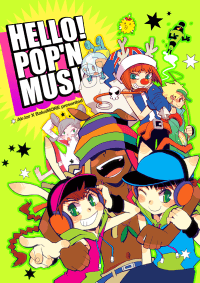 Hello! Pop'n Music