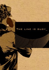 The line is busy_