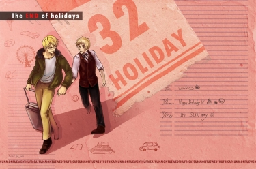 The END of holidays-末日假期-