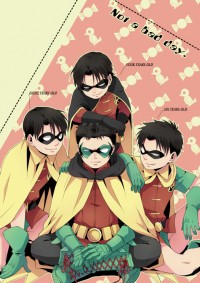 Not a bad day.【batfamily向】