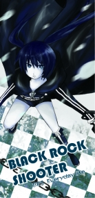 Black  Rock  Shooter-BRS  Everyday  life