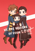We are seekers of your love
