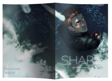 [好預兆 Good Omens] SHAPE CA/AC無差 Crowley蛇蛇本
