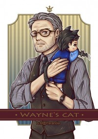 《Wayne's Cat》