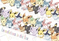 [+POKE BOX+]Eeveeloutions in the Box