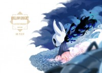 hollow knight 插畫本on Pixiv