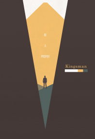 【Kingsman】Be A Proper Kingsman 續集改編偽(?)劇本