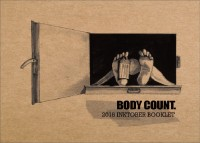 BODY COUNT. 2018 inktober booklet
