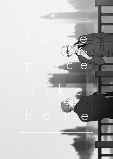 《Kingsman》Harry/Merlin無差本 Some place like home