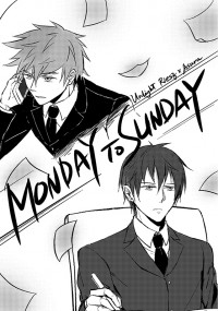 [UL/里修]《Monday To Sunday》