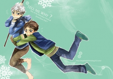 【ROTG】Cwt33 突發本-Tell me why? Jamie X Jack