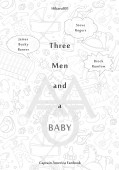 【美國隊長】Three Men and a BABY (無料)