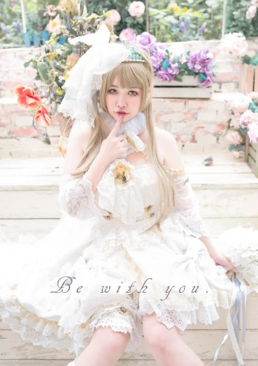 Minily ∞ LoveLive!南小鳥 ♪《Be With You》婚紗篇 ♪