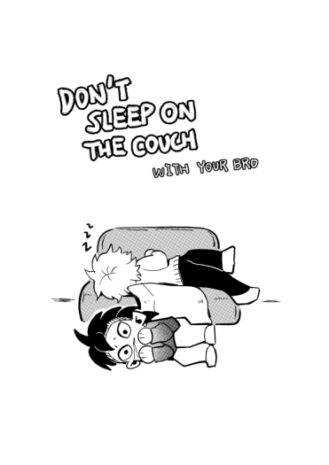 《DON'T SLEEP ON THE COUCH》