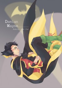 Damian Wayne, Robin the Cat
