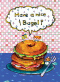 Have a nice bagel