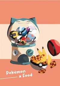 Pokemon x Food