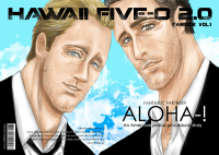 HAWAII FIVE-O 2.0 FAN BOOK 【ALOHA-!】