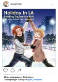 Holiday In LA