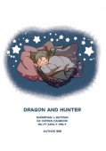 Dragon and hunter