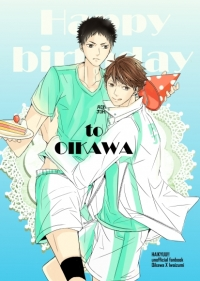 Happy birthday to OIKAWA