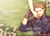 Never late to star again【stucky】