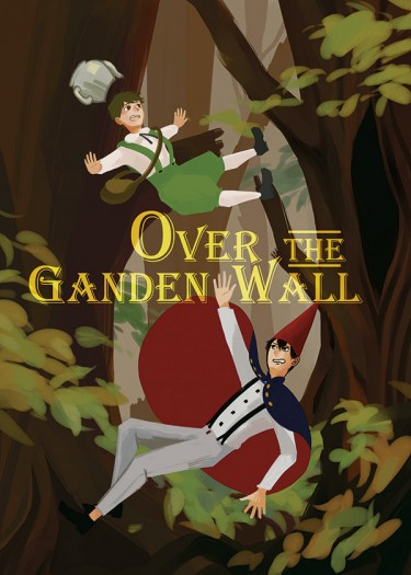 Over the Garden Wall 合本