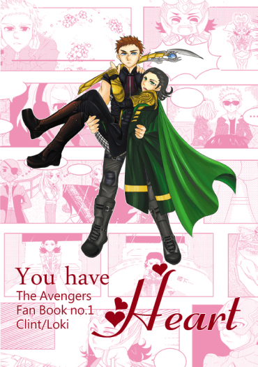 you have Heart Clint/Loki