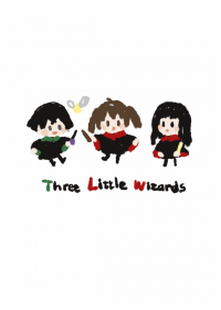 Three Little Wizards