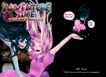 《Adventure Time with PB and Marcy》