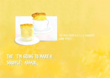 The I'm Going To Make A Souffle Affair