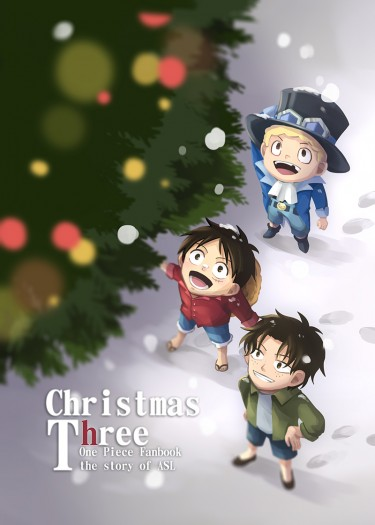 【CWT47】OP/海賊王《Christmas Three》