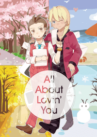 【響王合誌】All About Lovin' You