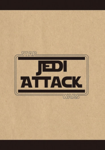 《Jedi Attack》Star Wars The Clone Wars推廣無料本