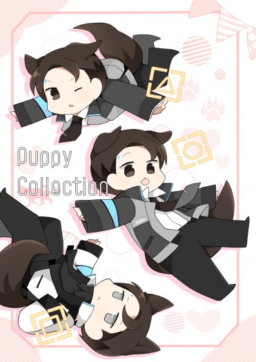 【底特律:變人 DBH 】Puppy Collection