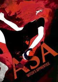 ASA WITCH'S APPRENTICE -fall fall and fall-