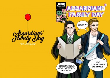 Asgardians' Family  Day