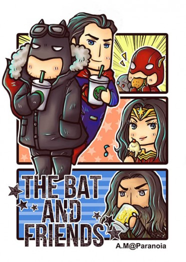 《THE BAT AND FRIENDS》