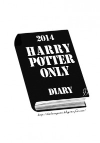HP ONLY DIARY 2014