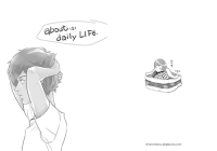 about daily life.(1)