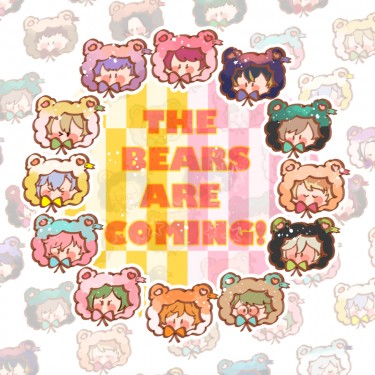 [A3!] THE BEARS ARE COMING! /春夏VER.