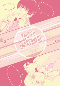 【APH/朝菊】You're everywhere
