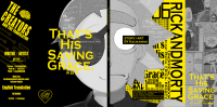 That's His Saving Grace.【English Limited Edition】
