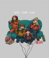 UNTIL GAME OVER