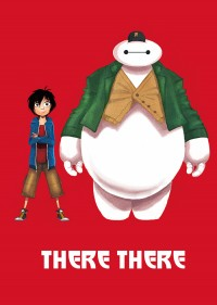 《There There》BIG HERO 6 全彩合本