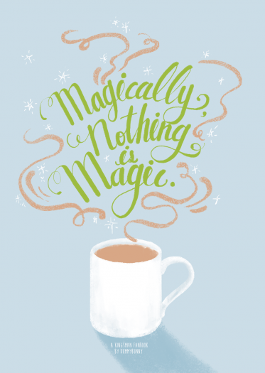 Magically, Nothing is Magic.