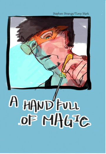 【奇異鐵】 A hand full of magic, A handful of magic