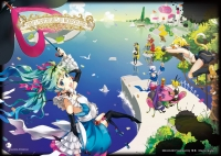 Miku's Adventures in Wonderland