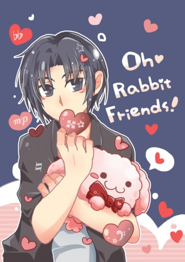 [アイナナ/All一織] Oh, Rabbit Friends!